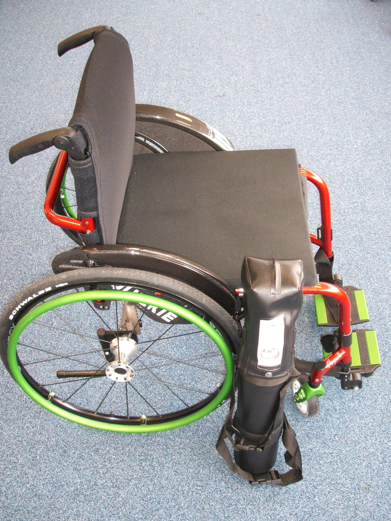 Wheelchair & Oxygen Bag