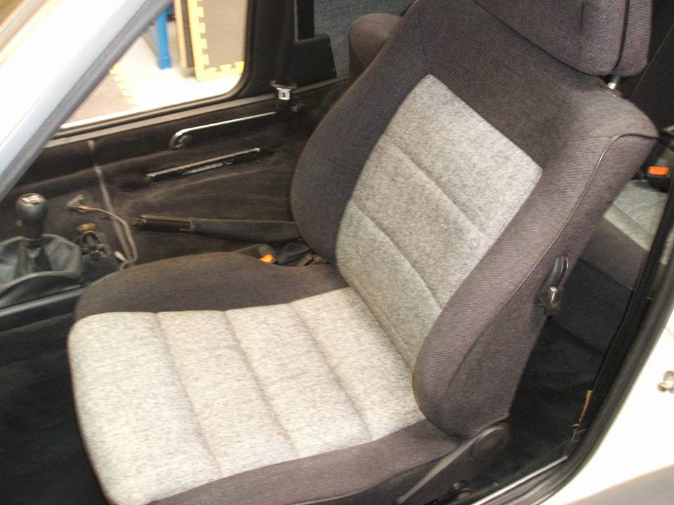 Photo - Audi Quattro - Seats refitted after make over