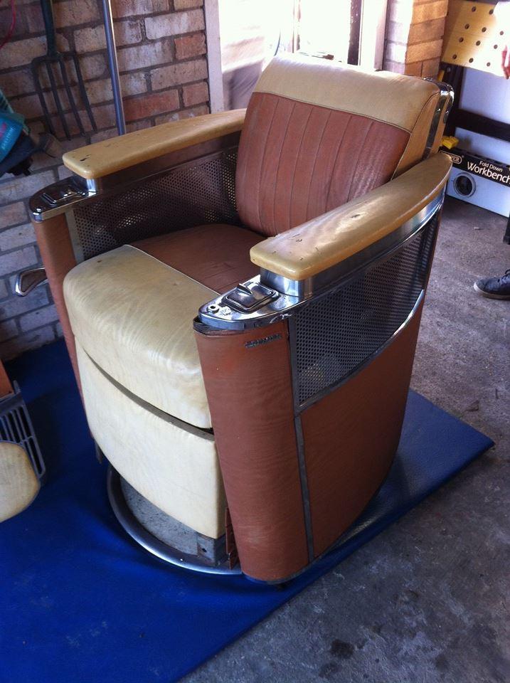 Photo - Koken Premier Barber's Chair
