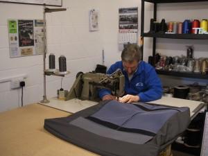 Vehicle Trim and Upholstery Refurbishment