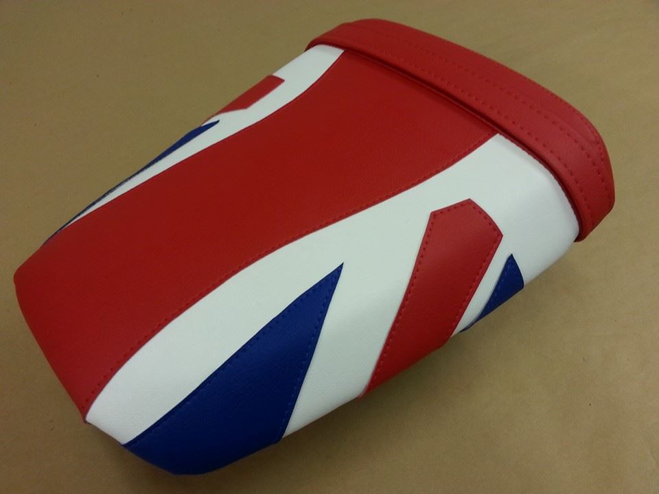A Selection of Triumph Seats  -  Click to see more...