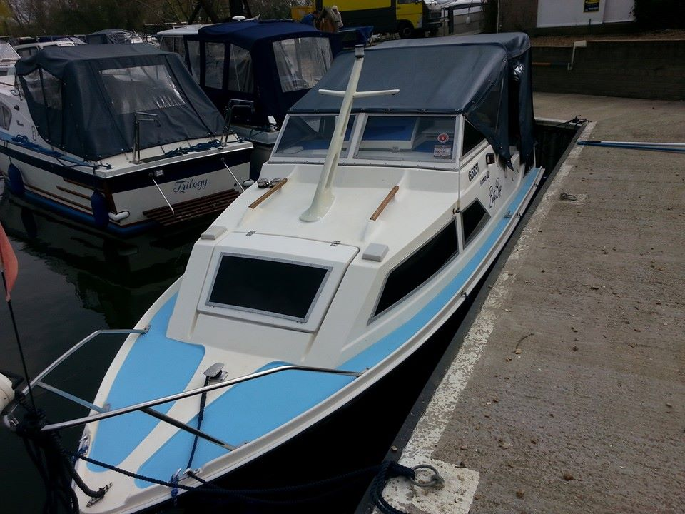 Photo - Boat after refurbishment